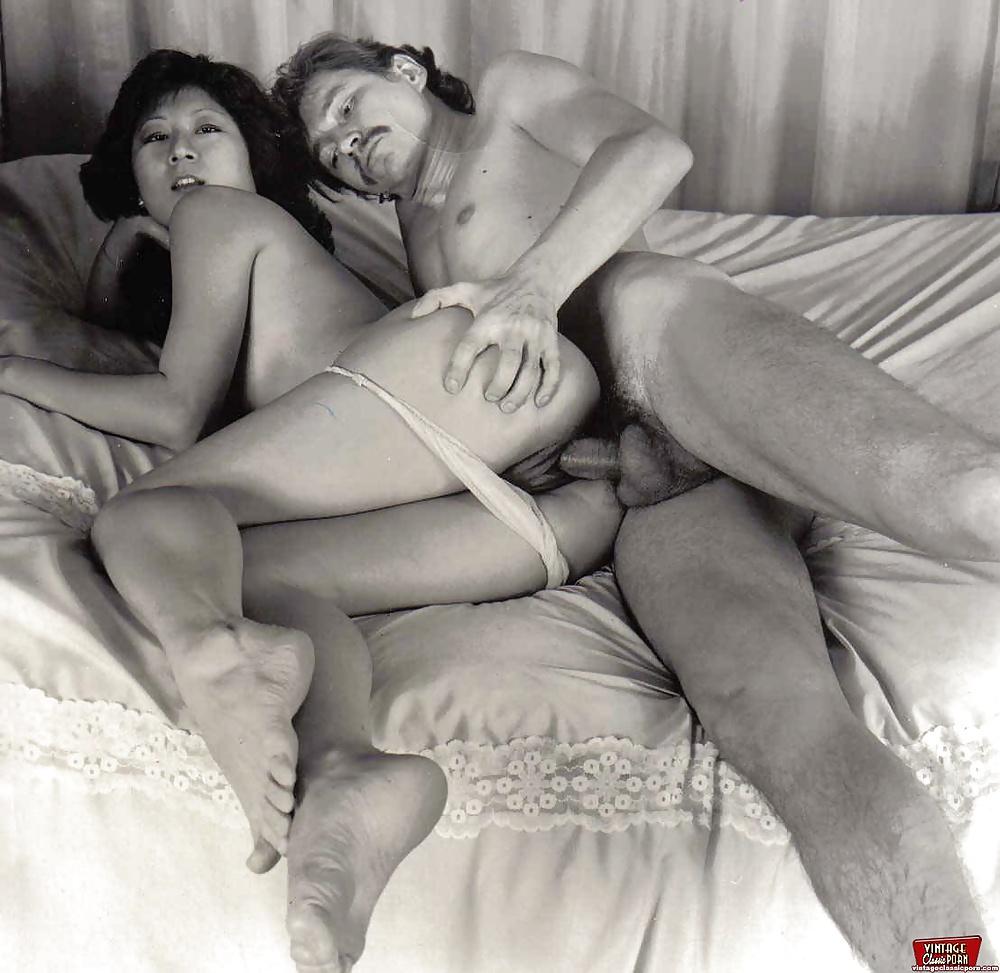 Прелестно секс ретро семья