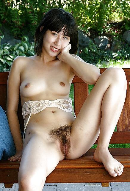 Young japanese nude